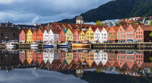 61 ngôi nhà gỗ ở Na Uy đẹp đến ngỡ ngàng, đố bạn tìm thấy nơi đâu đẹp hơn