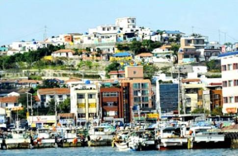 Ba ngôi làng đẹp như tranh ở Hàn Quốc