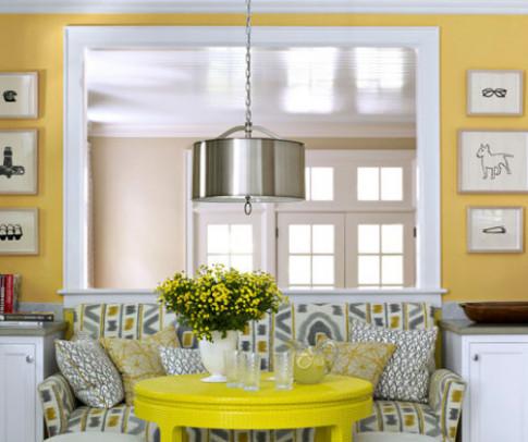 Chọn màu sơn hợp cung hoàng đạo rước tài lộc vào nhà