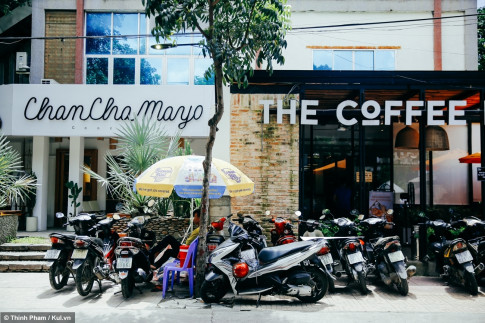 Có những con đường cafe lắng đọng như thế ở Sài Gòn - Phần 1