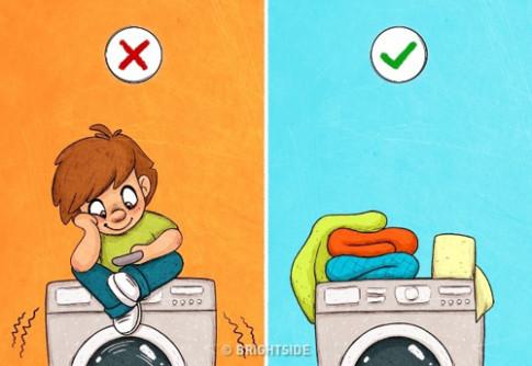 Đừng để đồ gia dụng trong nhà 'chết yểu' chỉ vì dùng sai cách