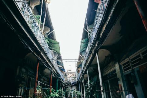 Hào Sĩ Phường - Hẻm sống chậm giữa lòng Sài Gòn