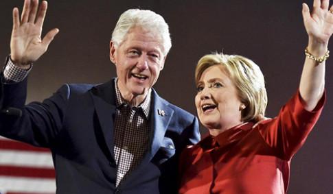 Khối bất động sản khổng lồ của vợ chồng Hilary Clinton