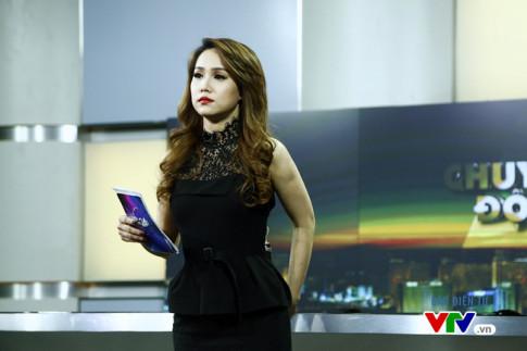 Không ngờ nữ BTV lộ kẹp ghim trên VTV ngoài đời mặc đẹp đến thế!