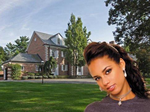 Nhà 250 tỷ, xa hoa nhất vùng của Alicia Keys