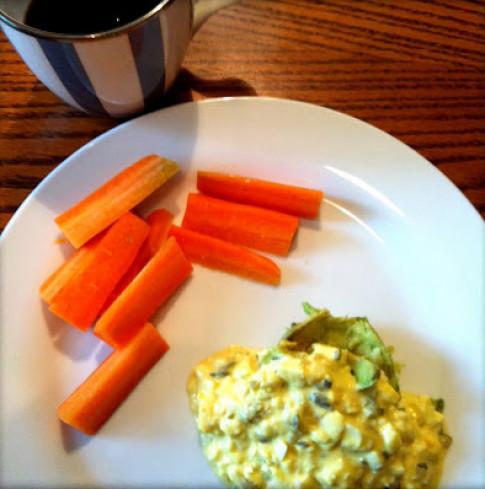 Nhật ký 10 ngày lowcarb: 3 bữa ăn đơn giản