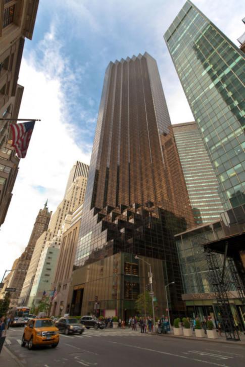 Những bí mật ít ai biết về penthouse xa xỉ của Tân tổng thống Mỹ - Donald Trump