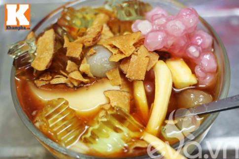 Quán caramen long nhãn thơm ngon ở phố Huế