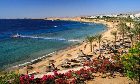 Sharm el Sheikh - viên ngọc vỡ sau thảm họa rơi máy bay Nga