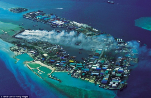 Thilafushi, mặt trái của Maldives và sự lụi tàn của một thiên đường biển