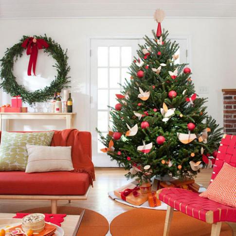 'Tô son điểm phấn' cây thông Noel rực rỡ