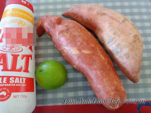 Tự làm khoai lang sấy dẻo 'dễ như ăn cơm' để đãi khách ngày Tết
