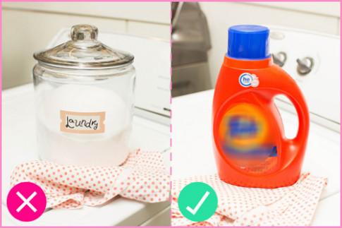 Tự phá hỏng đồ vật trong nhà với 7 sản phẩm tự chế khi lau dọn