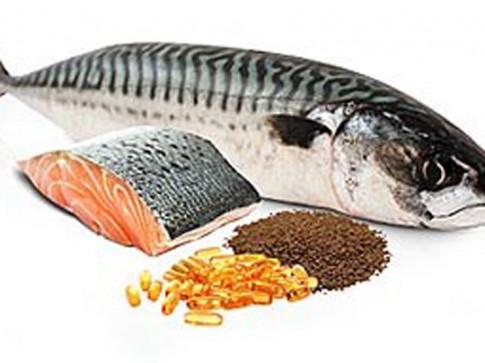 Axít béo Omega-3 tốt cho bệnh nhân đau tim