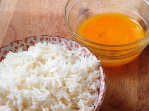 Bữa sáng ngon miệng với cơm trộn thập cẩm