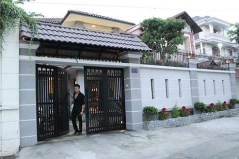 Cao Thái Sơn khoe biệt thự mới giá nhiều tỷ đồng
