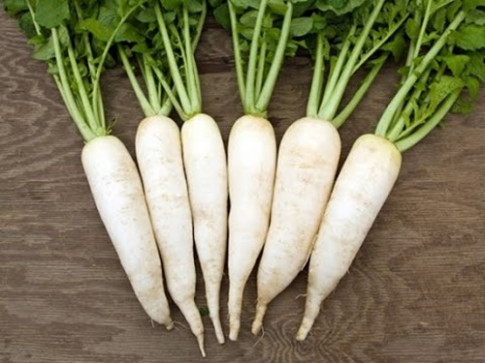 Củ cải hầm xương ngon ngọt thơm lừng