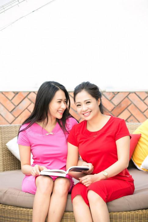 Cùng Sunfly bày tỏ tình yêu với mẹ dịp 8/3