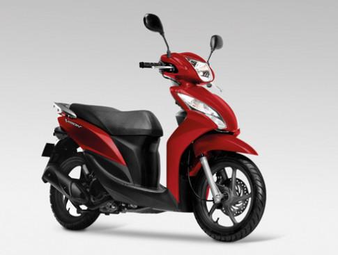 Honda tung ra scooter mới