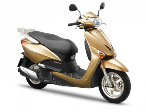 Honda Việt Nam cải tiến xe ga Lead