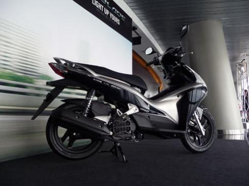 Honda Việt Nam nâng sản lượng Air Blade