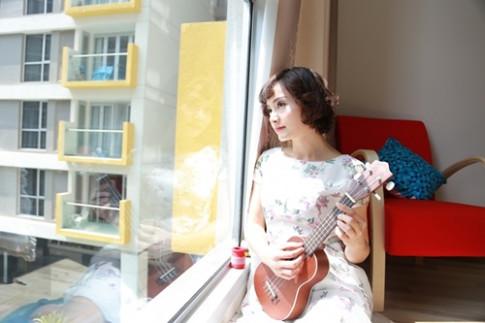 Ngắm căn hộ bình dân nhỏ xinh của diễn viên Lan Phương