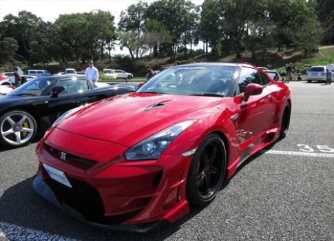 Ngày hội siêu xe độ ở Nhật Bản