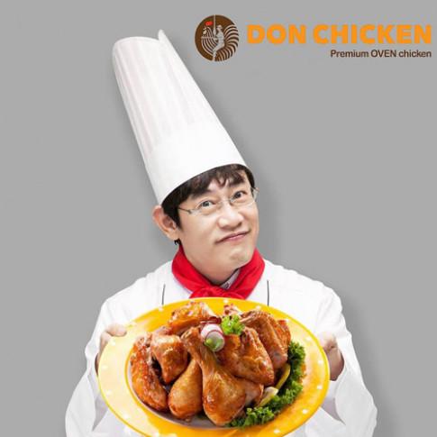 Nhà hàng DonChicken đánh dấu sự xuất hiện đầu tiên tại Hà Nội.