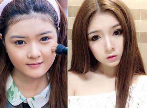 Nhan sắc khác lạ của 3 hot girl Việt 'dao kéo' nổi tiếng nhất