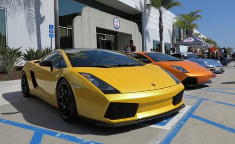Những bộ mâm xe đẹp ở Mỹ