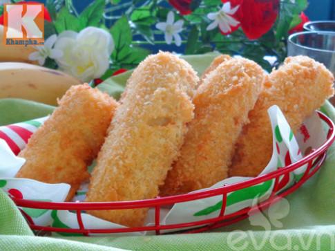 Những món bánh chuối siêu ngon để nhâm nhi cuối tuần