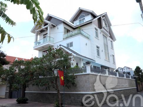 'Pháo đài' chục tỷ khu đại gia Sài Gòn