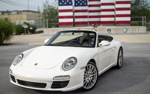 Porsche 911 độ chỉ có một ghế ngồi