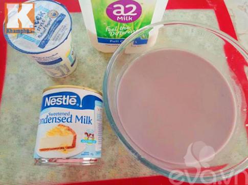 Sữa chua gạo lứt thơm ngon, bổ dưỡng lại đẹp da