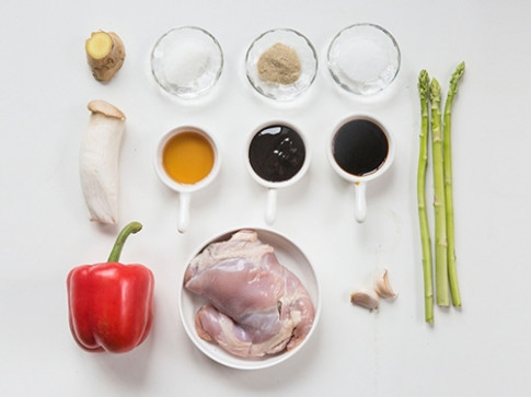 Thịt gà xào nấm đơn giản mà ngon