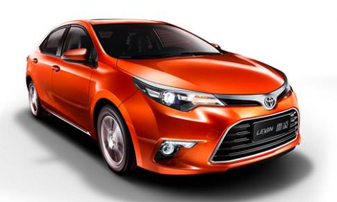 Toyota Levin 2017 - Altis giá 16.000 USD ở Trung Quốc