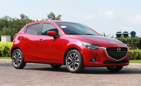 Trường Hải triệu hồi 4.800 xe Mazda2 sửa lỗi 'cá vàng'