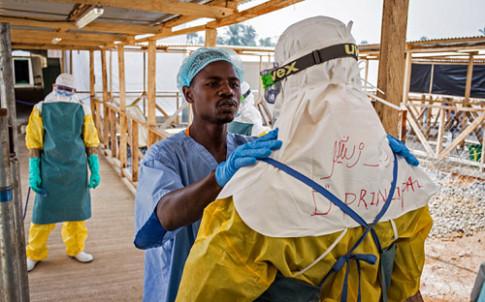 WHO cảnh báo dịch Ebola có thể tái bùng phát tại Tây Phi