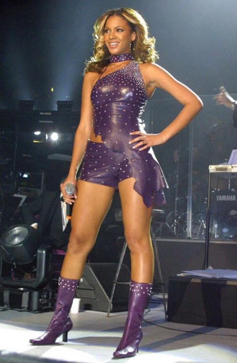 Beyonce cũng từng là 'thảm họa thời trang'!