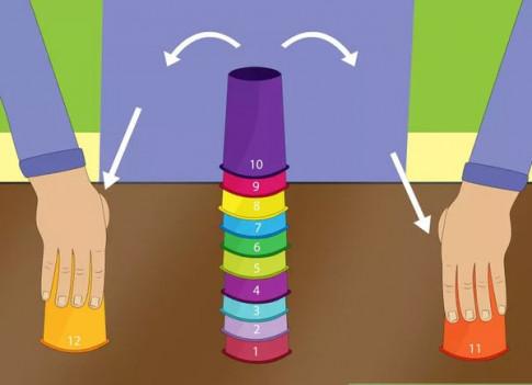 27 trò chơi nho nhỏ giúp bé thông minh hơn bạn cùng trang lứa