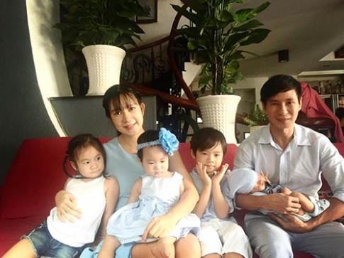 """Ca sĩ Lý Hải: Làm cha là """"nghề"""" phải học"""