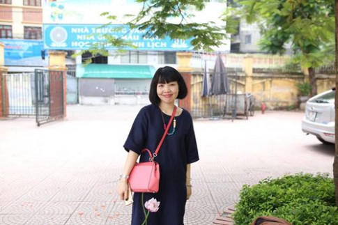Câu chuyện con bị điểm kém của mẹ Nhật Nam khiến nghìn chị em đồng cảm