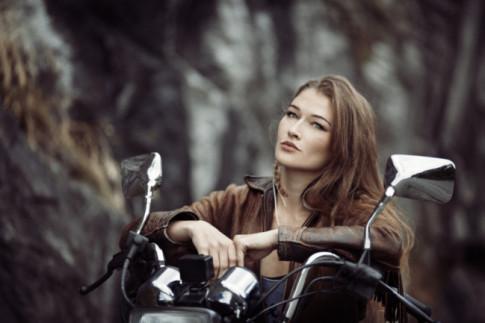 """Cô gái đi vòng quanh thế giới bằng xe máy: """"Nếu tôi có thể làm được thì bất cứ ai cũng có thể"""""""