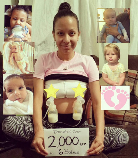 Hành động của bà mẹ trẻ sau khi thai nhi chết lưu khiến ai cũng cảm phục