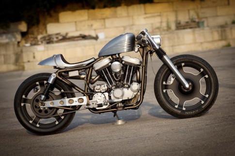 Harley Zephyr - 'thiên thần và quỷ dữ'
