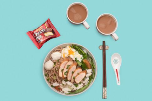 Khám phá bữa ăn của các vận động viên thi Olympic