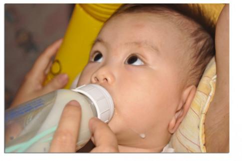Mẫu thời gian biểu chăm bé 5-6 tháng