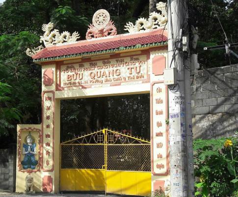 Thông tin mới nhất vụ án tại chùa khiến 1 người chết, 5 người bị thương