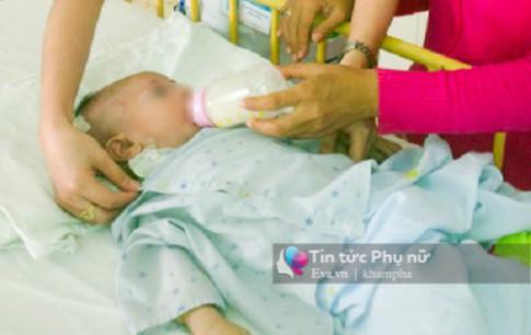 Trẻ sơ sinh bụng trướng to, khó đi ngoài coi chừng tử vong vì bệnh này