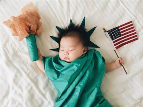 """Xem loạt ảnh, hẳn bọn trẻ sơ sinh sẽ bảo nhau """"Đừng ngủ khi bố mẹ còn thức"""""""